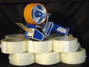 Packaging Tape Premium 48mm x 100m Clear
