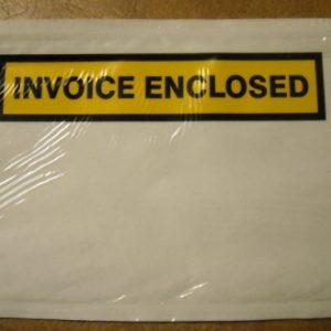 Invoice Enclosed Envelopes 115mm x 150mm  (1000)