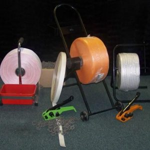Woven Polyster Strap Starters Kit  (HUGE SAVINGS ON STARTER)