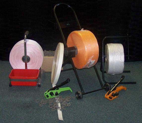 Woven Polyster Strap Starters Kit  (HUGE SAVINGS ON STARTER)