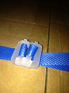 Poly Strapping 12mm x 1000m in a Dispenser Box