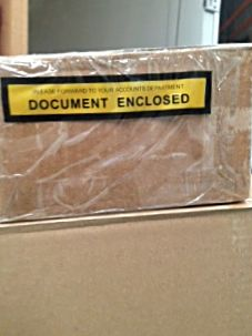 Documents Enclosed Envelopes 115mm x 150mm  (1000)