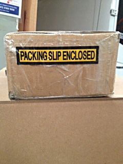 Packing Slip  Enclosed Envelopes 115mm x 150mm  (1000)