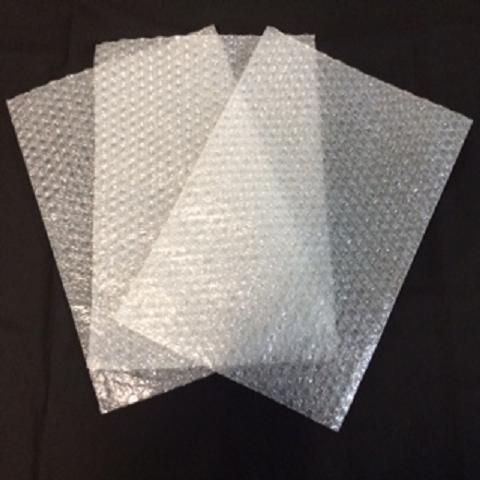 Bubble Bags Plain EC1 100mm x 200mm  (650 per ctn)