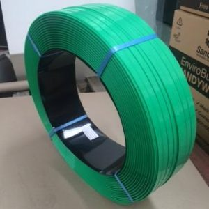 Polyester Strapping Smooth PET 16mm x 1140m x .9