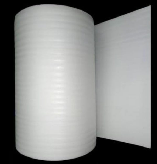 1200mm x 1mm x 500m   Flexible Wrapping Foam