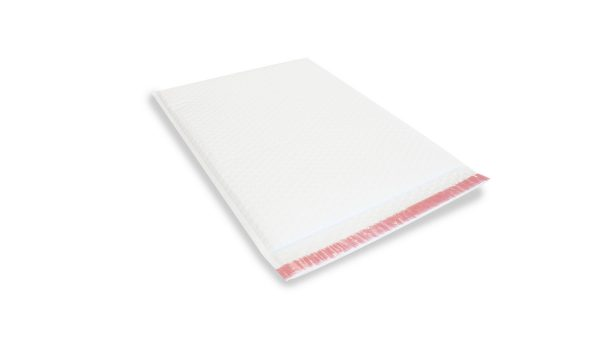 Armour White End Open 6 LAYER Sancell Enviro Protecta Bag 304mm x 400mm + 50mm Flap with Tape (100)