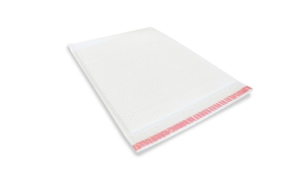 Armour White End Open 7 LAYER Sancell Enviro Protecta Bag 360mm x 470mm + 50mm Flap with Tape (75)