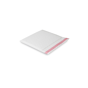 Armour White Side CD FLAT Protecta Book Bag (Long Edge Opening)  200mm x 175mm + 50mm Flap with Tape (300)